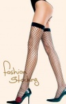 "Чулки сетка ""FENBAO Ellen Stockings Black"" черные"