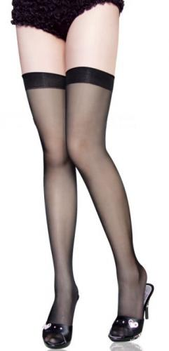 "Чулки ""Fashion Stockings"", черные"